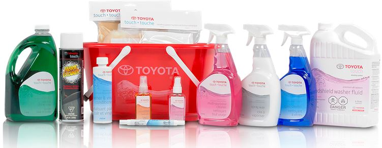 Toyota Touch Detail Products For Purchase