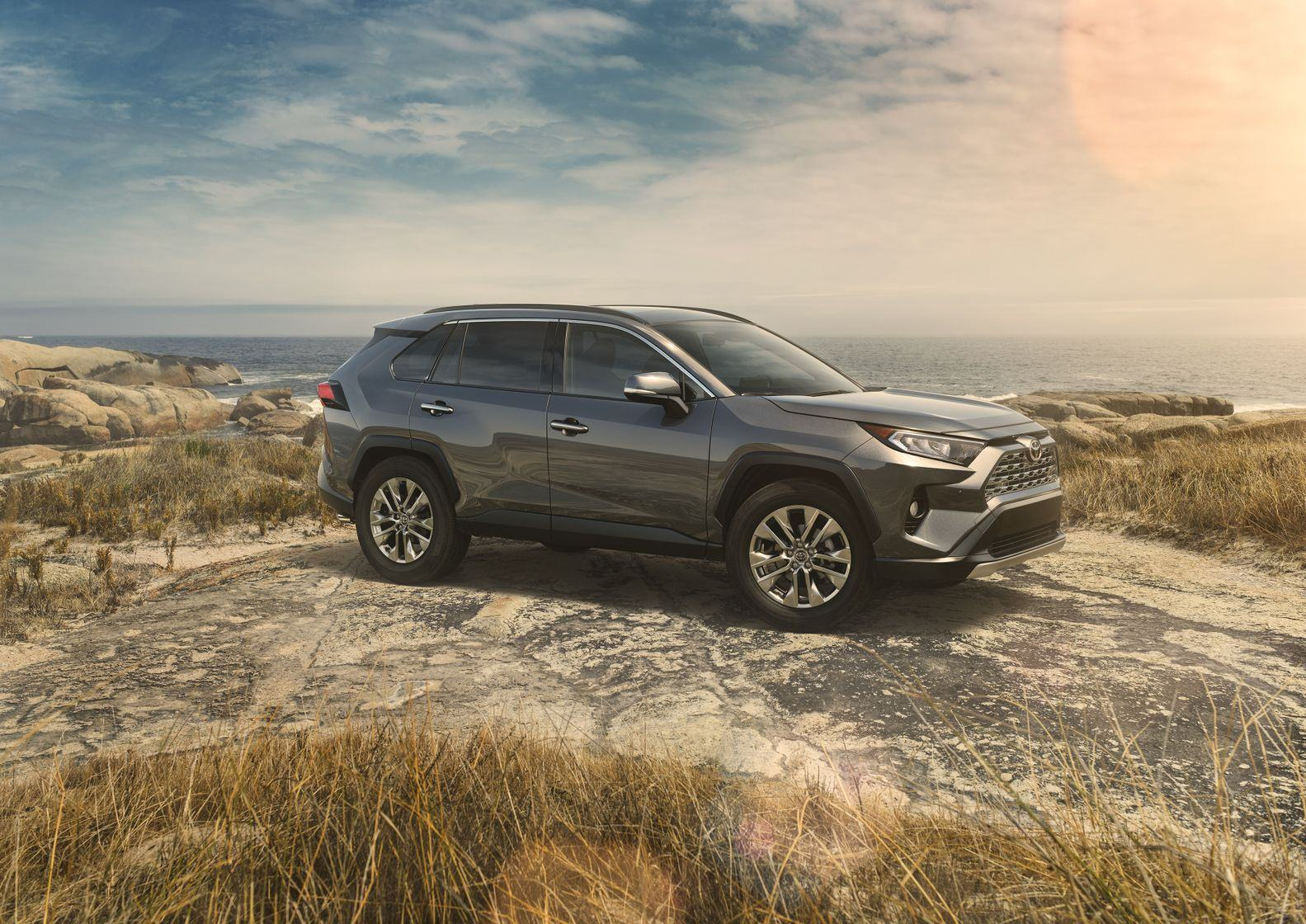 2019 Toyota Rav4 North London Toyota