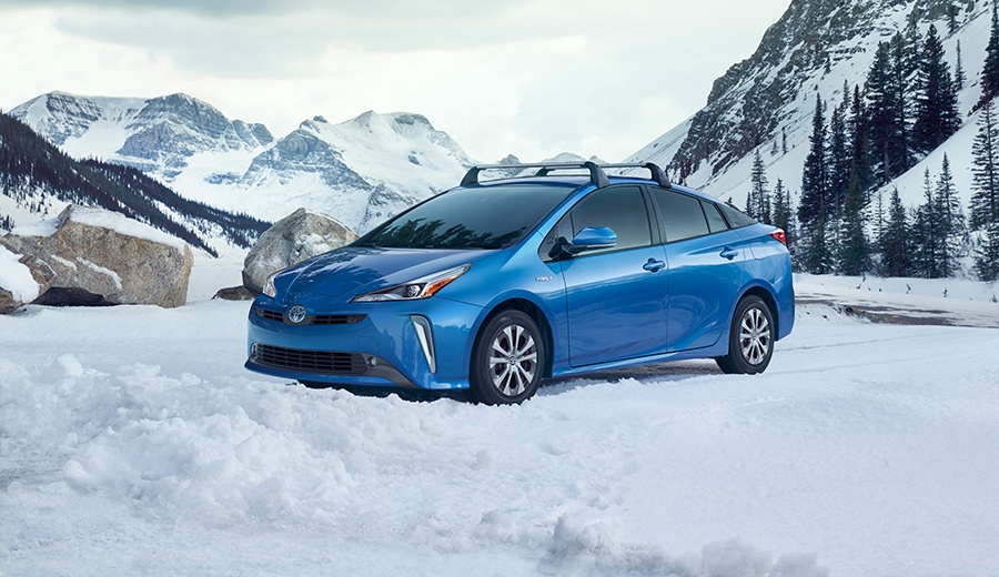 2021 Toyota Prius Low Interest Rate