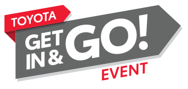 Toyota's Get In and Go Event