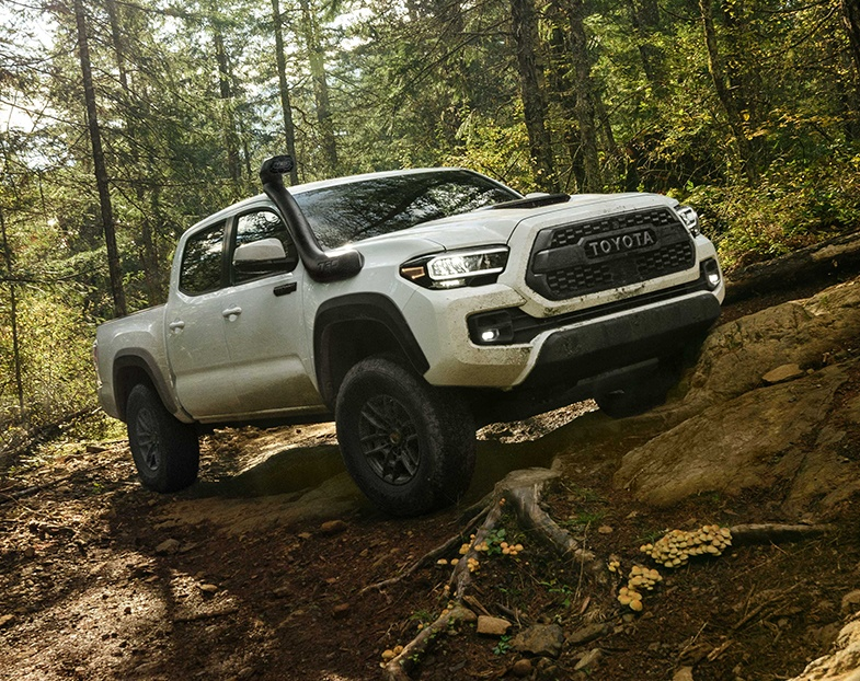 2020 Tacoma Low Interest Rate