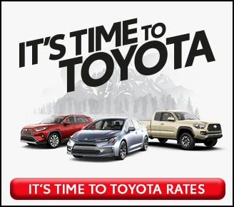 time to toyota in London Ontario